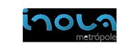 Logo da incubadora de empresas Inova Metrópole
