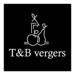 Logo da T&B Vergers